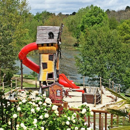 Camping Le Moulinal : carabouille