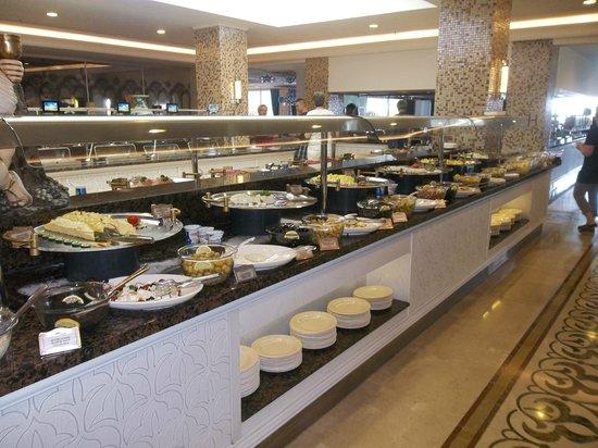 Alba Resort Hotel: restaurant principal