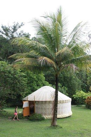Mermaid's Secret - Riverside Retreat : yurt