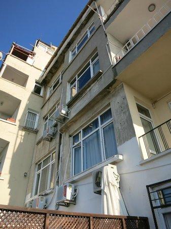 Seatanbul Apart: Hotelgebäude