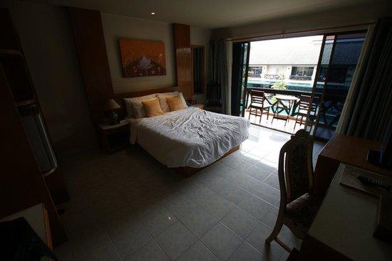 Anyavee Ban Ao Nang Resort : Zimmer