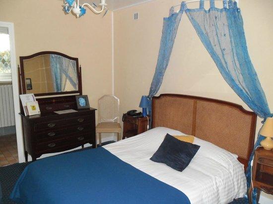 Chateau Hotel de Brelidy : Chambre standard
