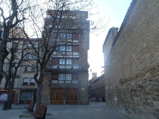 Hotel Eslava : Façade de l'hôtel