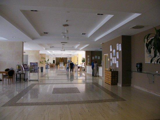 Atlantica Club Aegean Blue: Lobby