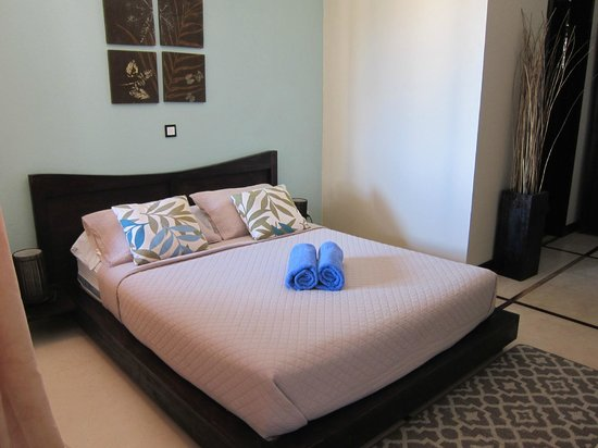 Casa MarBella : double bed