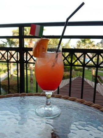 Atlantica Club Aegean Blue: Nice Cocktail