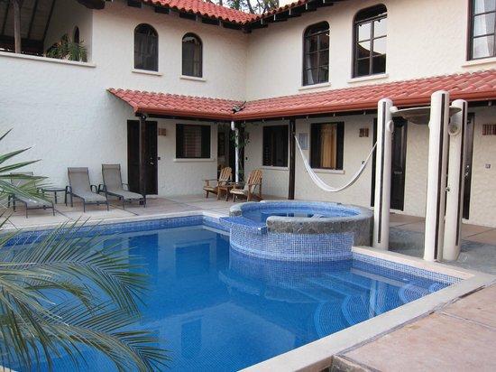 Casa MarBella: pool