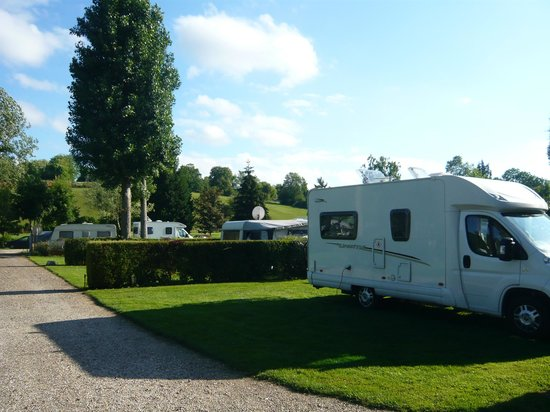 Camping Saint Paul: Emplacement