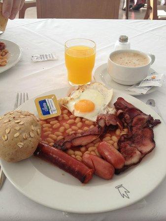 Club Jandia Princess Hotel : Breakfast is yummy!