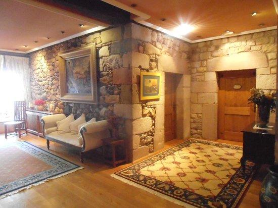 Hotel Palacio Guevara: HALL 2A PLANTA
