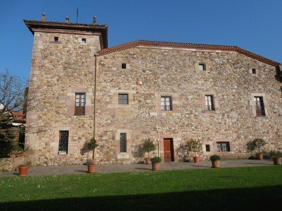 Hotel Palacio Guevara: VISTA PALACIO
