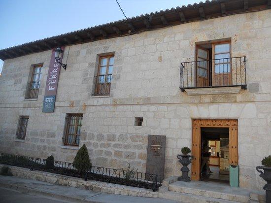 Villa Ferrera Posada Rural: Fachada