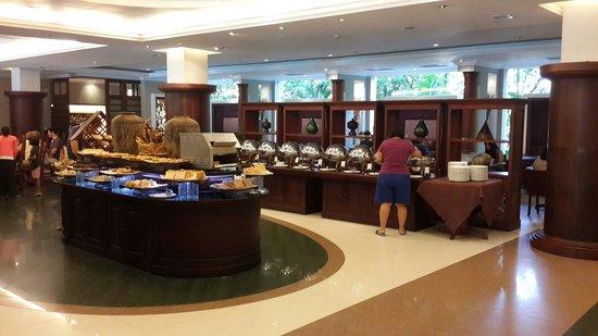 Borei Angkor Resort & Spa: Desayuno completo y más