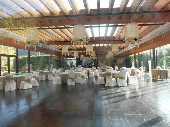 Hotel Palacio Guevara: SALONES CELEBRACIONES