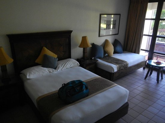 Naviti Resort : Room
