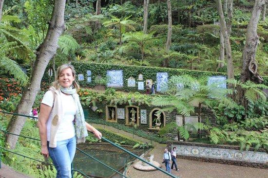 Monte Palace Tropical Garden : Amasing garden...