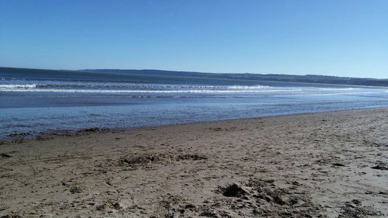 Primrose Valley Holiday Park - Haven: Filey Beach just a short stroll down from Primrose Valley