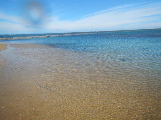 """Naviti Resort: View from """"beach"""""""