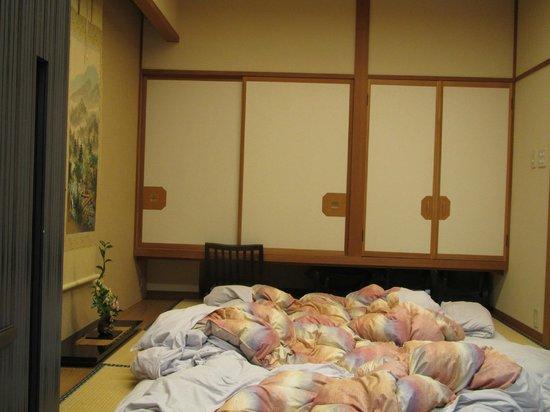 Kannon Onsen: 部屋!