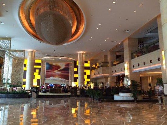 Jinjiang Grand Hotel: ロビー