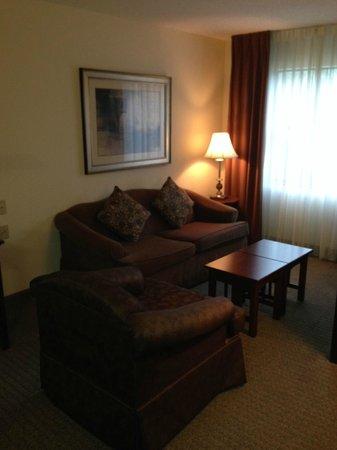 Staybridge Suites Tampa East - Brandon: sitting area