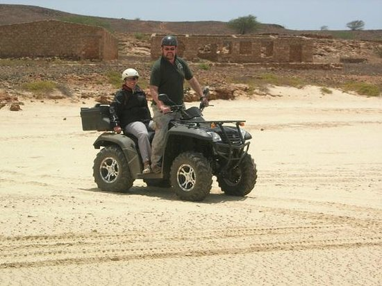 Boa Vista Private Quad Tours