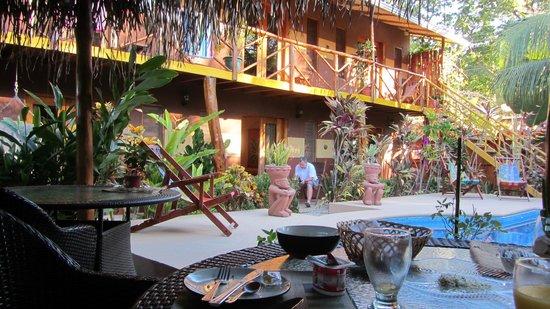 Samara Palm Lodge: Lodge