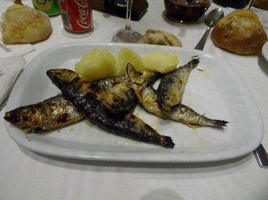 Restaurante a Sardinha : RESTAURANT SARDINHA