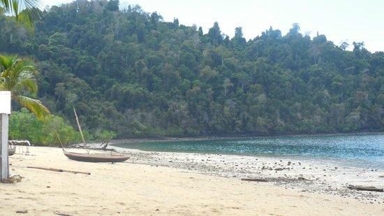 Andilana Beach Resort: ESCURSIONE SU UN'ISOLETTA