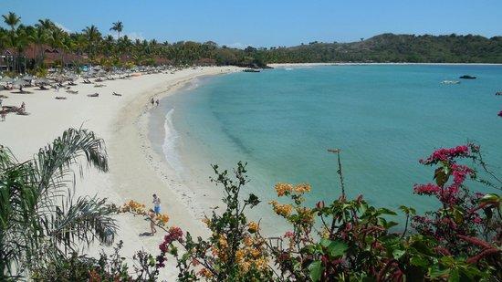 Andilana Beach Resort: MARE LIMPIDO