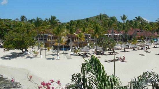 Andilana Beach Resort: FOTO STRUTTURA