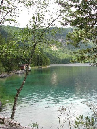 Eibsee: Озеро