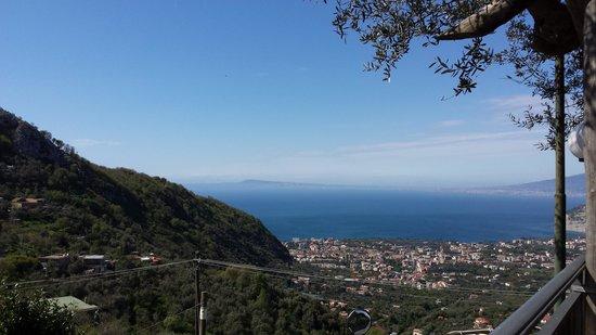 Ristorante IL Panorama  & C. Snc : Il panorama!!!