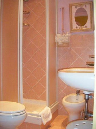 B&B Al Ventaglio : bagno