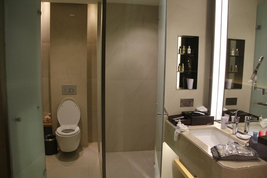 Millennium Hotel Taichung : Functional clean bathroom
