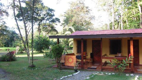 Rio Cocles : Unsere Cabina