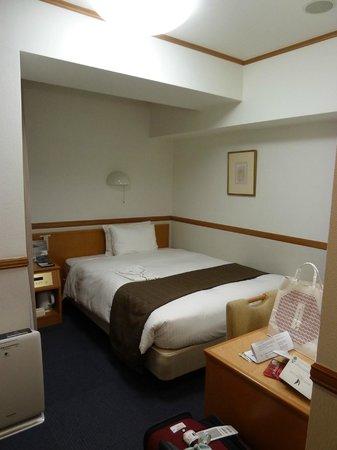 Hotel Hokke Club Kyoto: single room