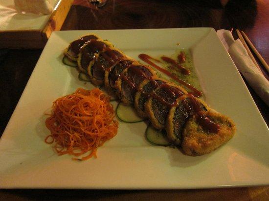 Restaurante Alma de Santa Teresa: tuna
