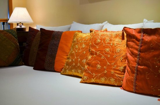 The Marbella Heights Boutique Hotel: Mandara Suite detail