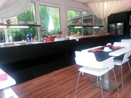 Hotel Playa Ribera : Desayuno buffet