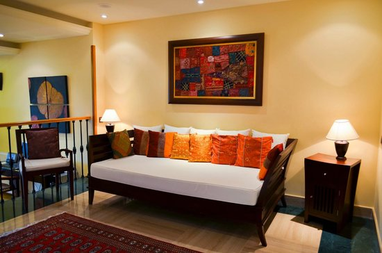 The Marbella Heights Boutique Hotel: Mandara Suite extra bed