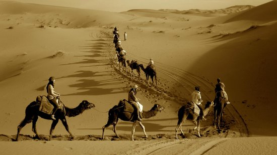 Authentic Travel Maroc - Private Day Tours: Carovana