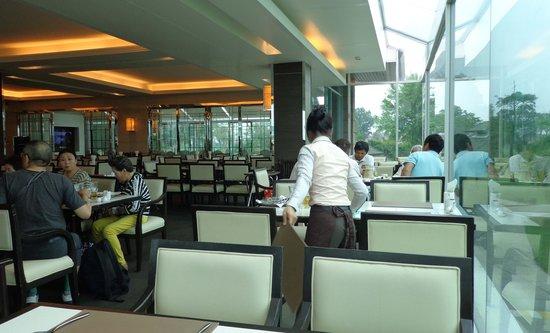 Pattana Golf Course: Excellent restaurant