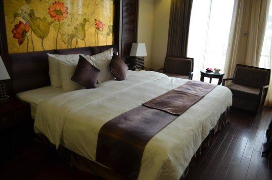 Golden Silk Boutique Hotel: Bedroom