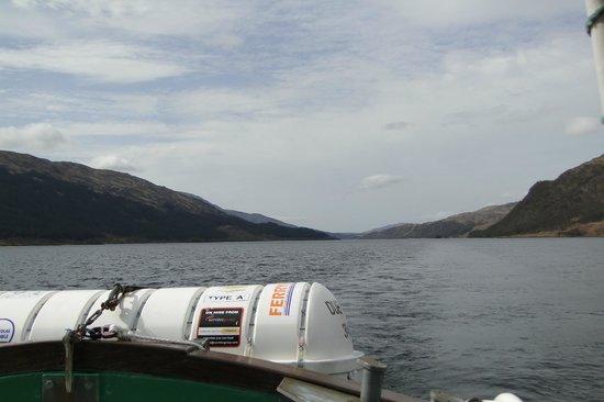 Loch Shiel Cruises: A view