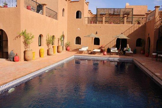 Dar Bergui: Belle maison (et belle piscine)