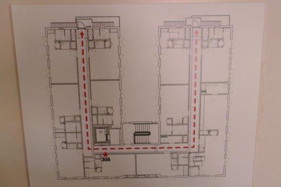 Casa Victoria Orchid: Raumplan