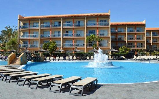 Barceló Fuerteventura Thalasso Spa: Hotel grounds