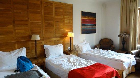 Rembrandt Hotel: Habitaciín triple