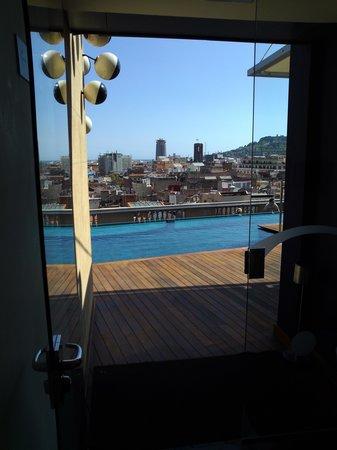 Hotel Ohla Barcelona: Room 110